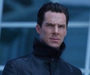 Benedict Cumberbatch as Khan in Star Trek Beyond