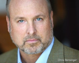Chris Bensinger : Musical Theater, TV and Film