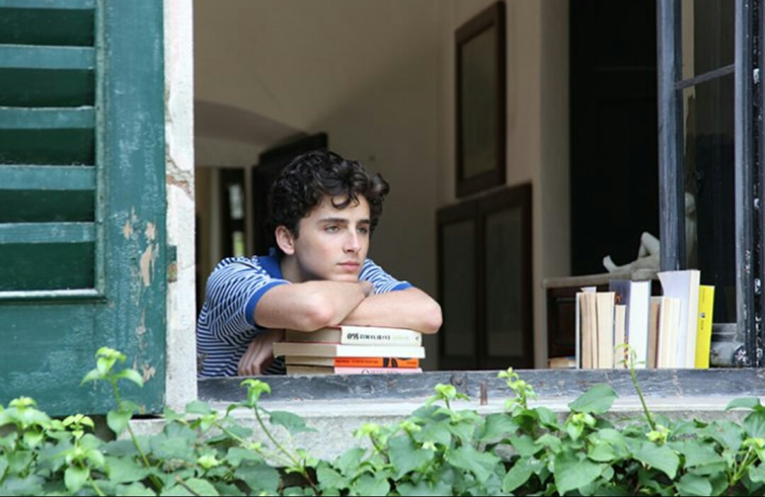 Call Me by My Name Chalamet