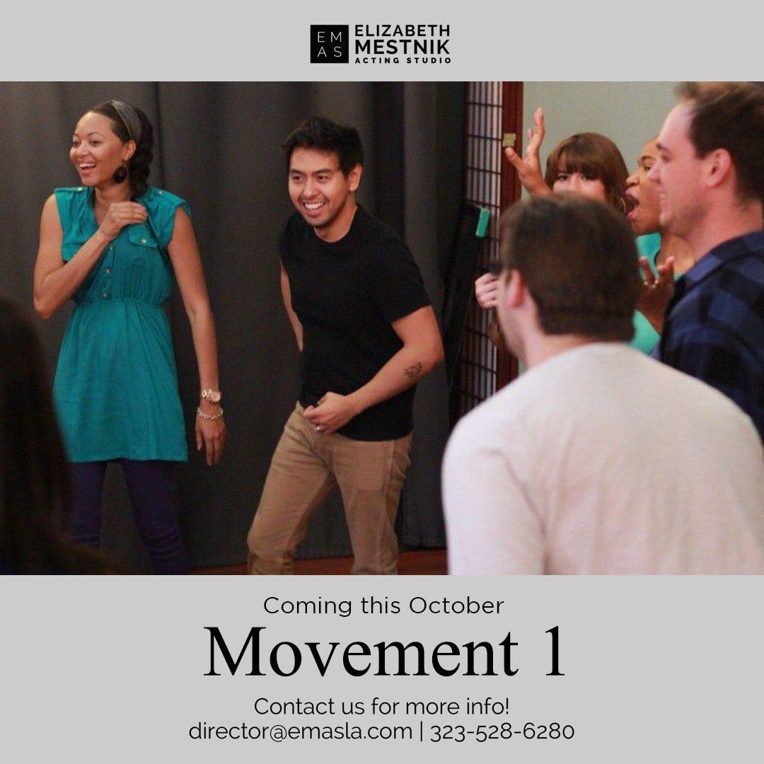 Emas Movement 1 class banner